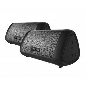 Parlantes x2 portátil Motorola SUB630 Bluetooth Water-Resistant